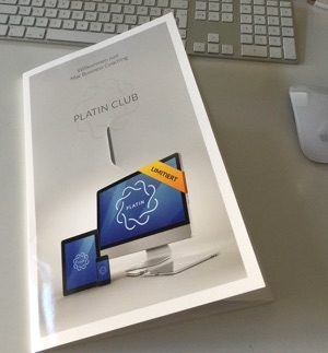 Mac Business Coaching platin club startpaket
