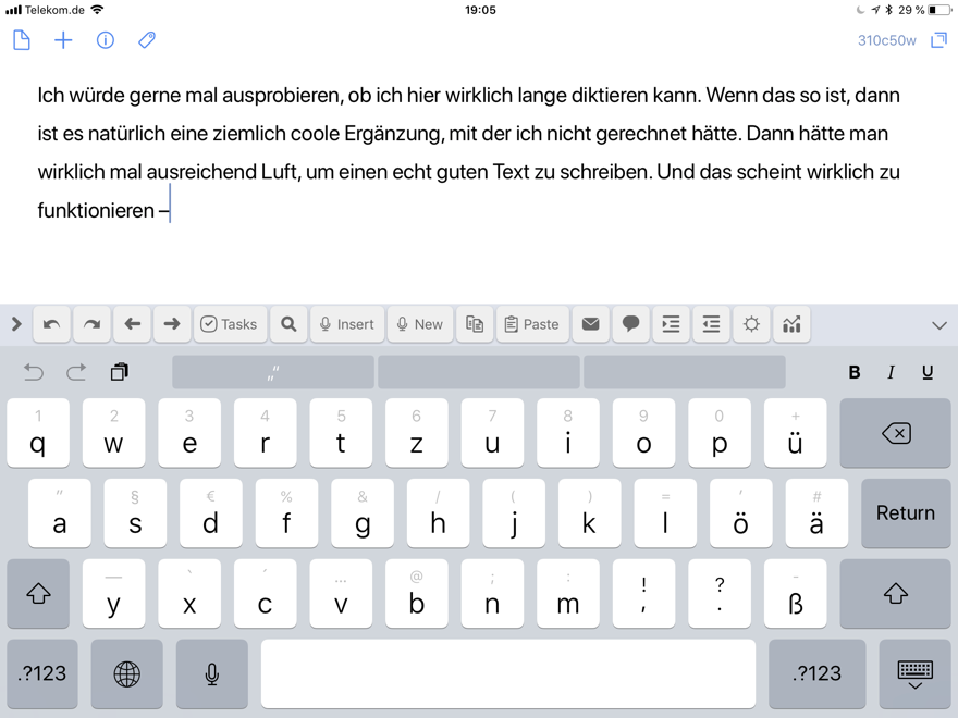 mac business coaching text schnelleingabe app drafts 5. Black Bedroom Furniture Sets. Home Design Ideas