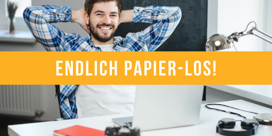 endlich papierlos mit Mac Business Coaching
