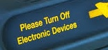 Turn off electronic devices